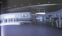 大型营业厅3D素材图