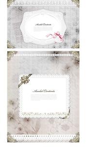 精美婚纱摄影模板