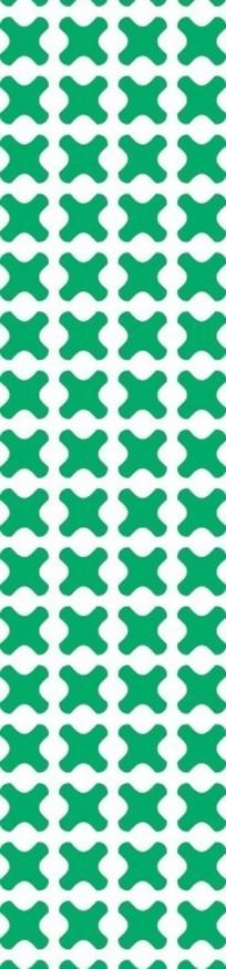 平铺X字形组成的镂空窗格图案