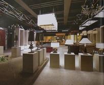 灯饰展厅是诶设计3dmax效果图