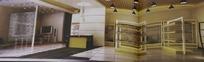 室内空间设计3D源文件