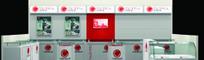 LG手机品牌展厅3D模型图