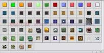 64个叠加浮雕投影图层样式下载