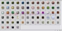 64个褶皱纹理叠加投影图层样式下载