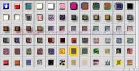 72个按钮纹理图像发光图层样式下载