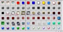 72个浮雕玻璃纹理叠加图层样式下载