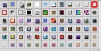 72个浮雕投影叠加图层样式下载