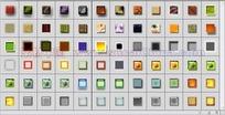 72个纹理描边玻璃投影图层样式下载