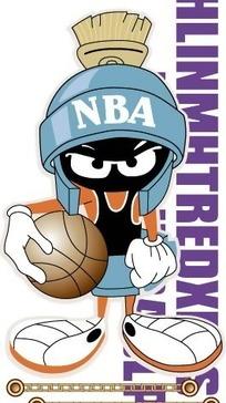 篮球小子卡通矢量图案