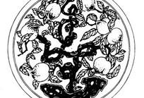 中国传统吉祥图案-寿桃