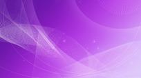 紫色动感线条背景素材