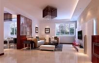居住空间设计与效果图表现