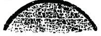 中国古典图案-不规则形构成的斑驳的半圆形图案