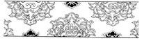 中国传统花纹纹样矢量素材