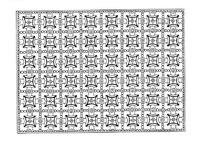 传统古典矢量底纹图案