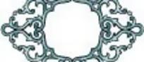 精美复古式花纹设计