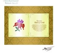 矢量传统古典花纹矢量素材