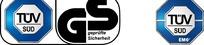 南德TUV GS EMC认证标志
