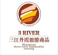 三江丹霞旅游商品标志