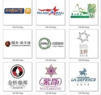 地产标志合辑-金桥鼎邦等标志