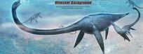恐龙绘画----大椎龙