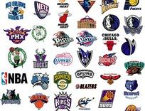美国NBA篮球队标志设计i