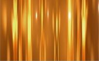 金黄色背景片头视频素材
