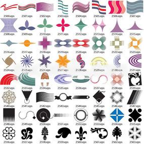 各种标识设计