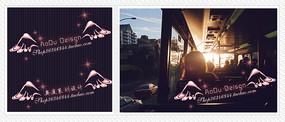 影楼艺术照相册模板