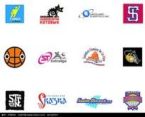 篮球logo设计