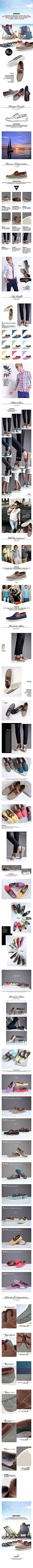 爱琴海时尚舒适帆布鞋细节详情页PSD素材