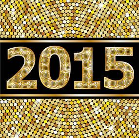 2015金属效果字体设计