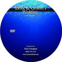 蓝色大海DVD设计