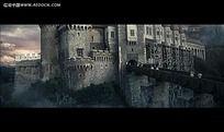 烟囱的特效电影视频素材