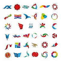 运动图形标志
