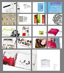 时尚女性用品宣传册