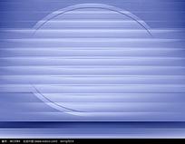 淡蓝渐变横纹椭圆3D材质贴图素材jpg