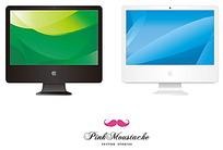 苹果电脑显示器