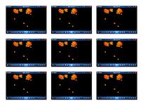 枫叶飘落动画视频