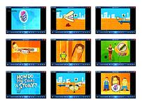 卡通儿童节目视频