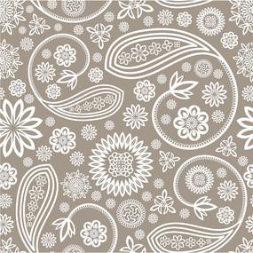 花纹花朵矢量背景