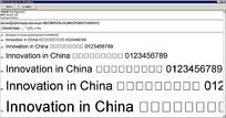 Arial Special G1英文系统安装字体
