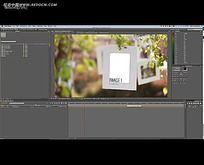 婚礼视频剪辑界面视频
