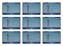 国外沙滩美女视频
