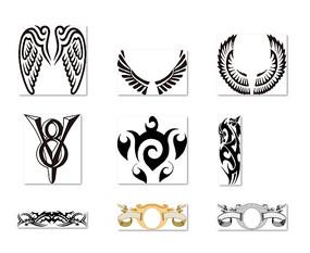 天使翅膀紋身