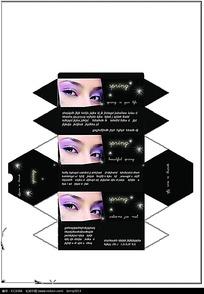 黑色创意礼盒包装设计