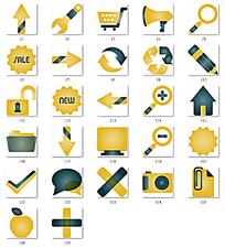 网页图标素材