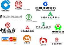 银行logo图集