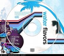 CD封面设计素材