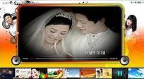 结婚照视频主页展示